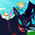 game Adventure Time: Fionna Fights
