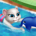 game Angela Swimming Pool