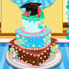 game Anna Graduation Cake Contest