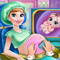 game Anna Pregnant Check-up