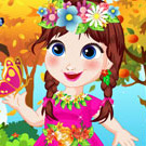 game Baby Anna Forest Adventure