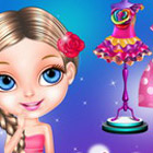 game Baby Barbie Fashion Addict