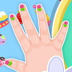 game Baby Barbie Kawaii Nails