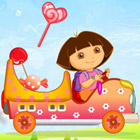 game Baby Dora Candy Transport