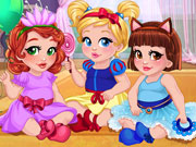 game Baby Girls' Dress Up Fun