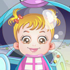 game Baby Hazel Become Spaceman