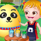 game Baby Hazel Easter Fun