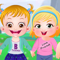 game Baby Hazel Friendship Day
