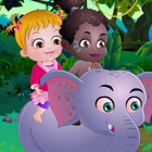 game Baby Hazel Games: African Safari