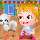 game Baby Hazel Valentines Day