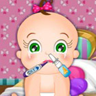 game Baby Rosy Flu Problems
