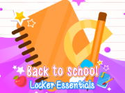 game Back To School: Locker Essentials