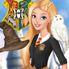game Barbie At Hogwarts