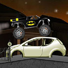 game Batman Monster Truck Challenge