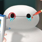 game Baymax Eye Doctor