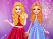 game Beauty Makeover: Princesses Prom Night