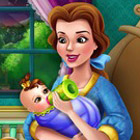 game Belle Baby Feeding