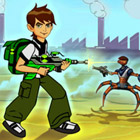 game Ben 10 Aliens Kill Zone