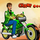 game Ben 10 Bike Champ