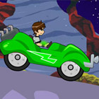 game Ben 10 Race Car