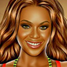 game Beyonce Knowles Celebrity Makeover