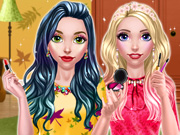 game BFF Autumn Makeup