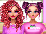 game Bff Pink Makeover