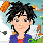 game Big Hero 6 Hair Salon