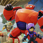 game Big Hero 6 Hidden Letters