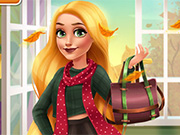 game Blonde Princess Fall Trends