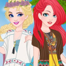game Boho Princesses