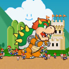 game Bowser World Destroyer