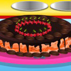 game Choco Cake Time