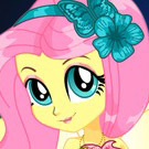 game Crystal Gala Fluttershy