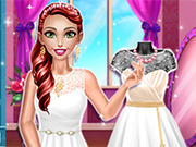 game Daisy Bride Dress