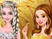 game Debutante Fairytale Princesses