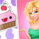 game Disney Princesses Postcard Maker