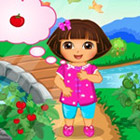 game Dora Disease Doctor Care
