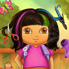 game Dora Real Haircuts