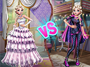 game Ellie Superhero Vs Princess