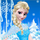 game Elsa And Anna Party Dresses
