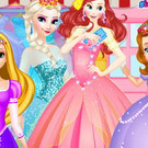 game Elsa Cloths Shop