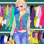 game Elsa Modern Fashion