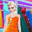 game Elsa Royal Prom