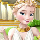 game Elsa Time Travel: Ancient Greece