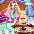 game Elsa Wedding Honey Room