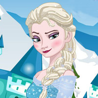 game Elsa's Dirty Laundry