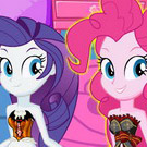 game Equestria Girls Halloween Makeover