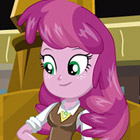 game Equestria Girls Miss Cheerilee Dress Up