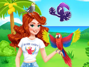 game Exotic Birds Pet Shop